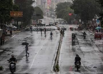 Maduro se atrinchera para desafiar a la comunidad internacional
