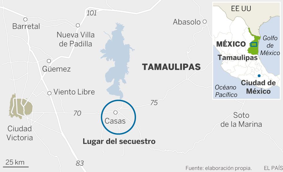 El Pantera 16 y la Vieja Escuela: las pistas en el secuestro de Pilar Garrido en México