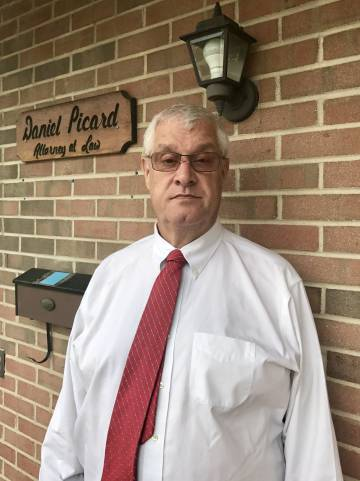 El concejal de Middletown Daniel Picard.  J.M.A