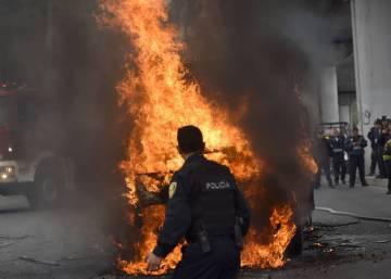 La guerra al narco alcanza a la capital mexicana
