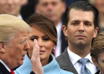 """""""Si es así, me encanta"""", respondió el hijo de Trump al recibir la oferta de """"información sensible"""" del Kremlin"""