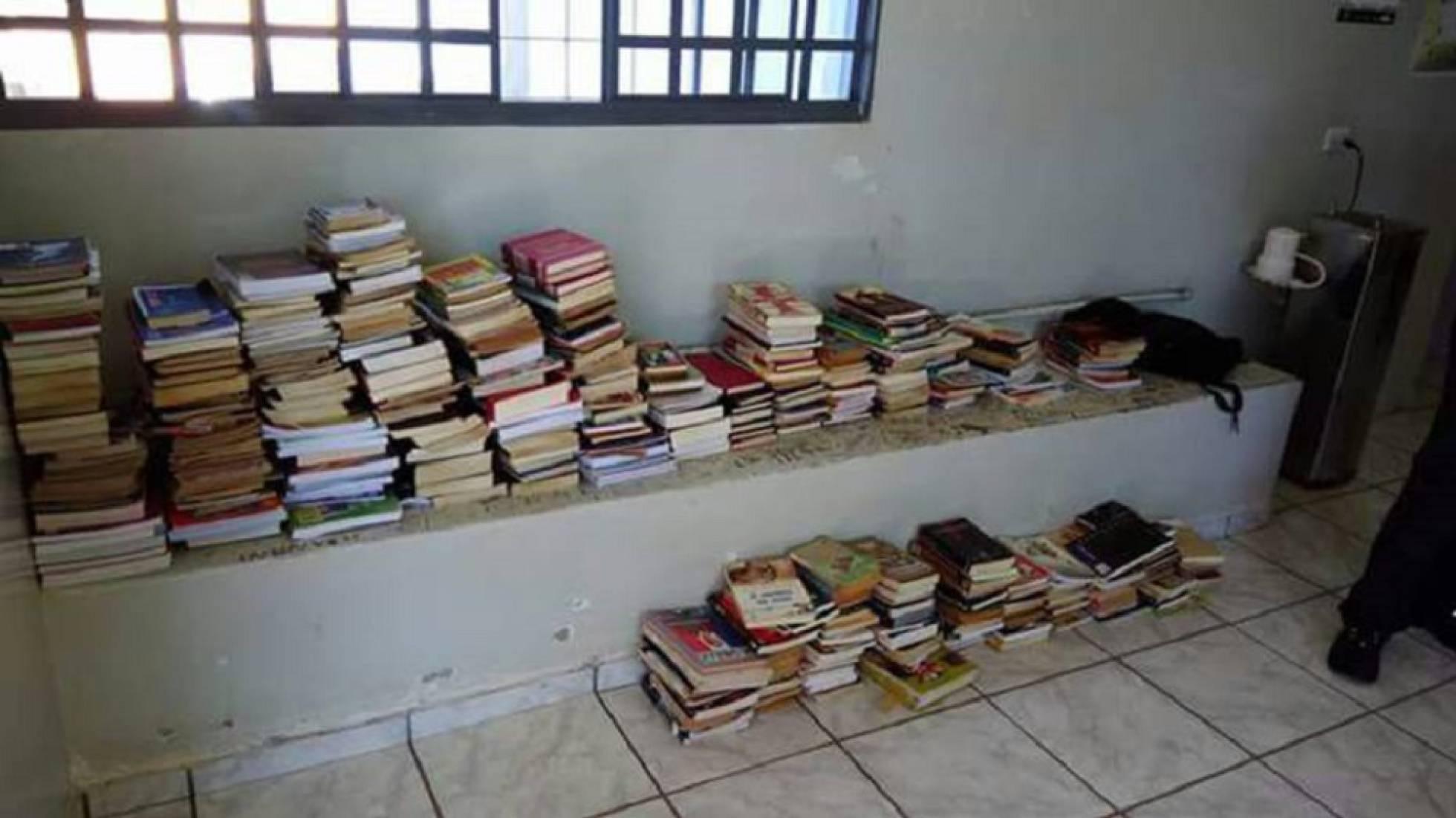 libros robados