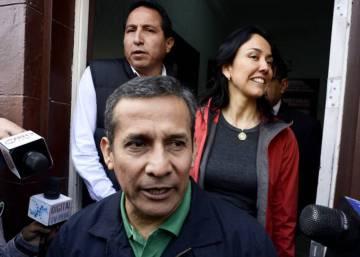 Encarcelado el expresidente de Perú Humala por el 'caso Odebrecht'