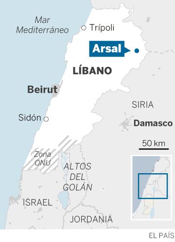 Una ratonera en la guerra (libanesa) al yihadismo