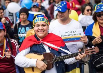 EE UU y los principales países de América Latina condenan la Constituyente de Maduro