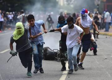 Venezuela se asoma a la anarquía