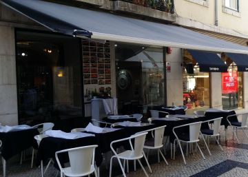 Former pickpocket scams tourists with new restaurant business in Lisbon