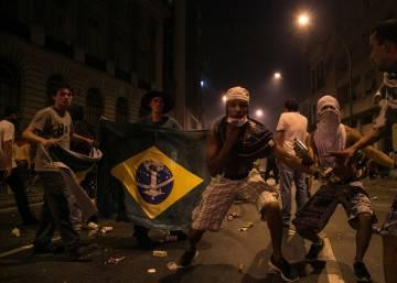 Río de Janeiro, del podio al fango