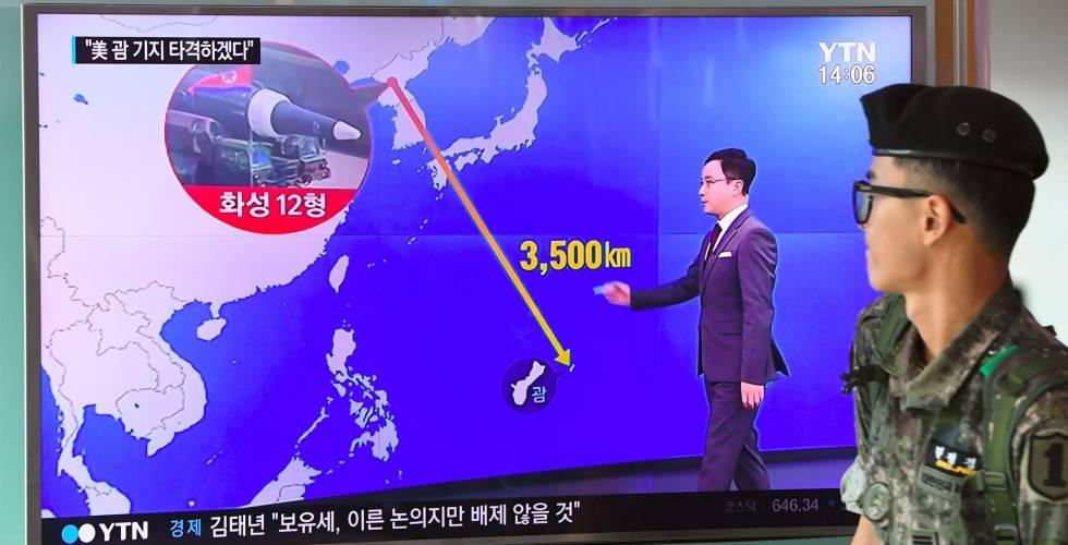Plan de ataque sobre Guam