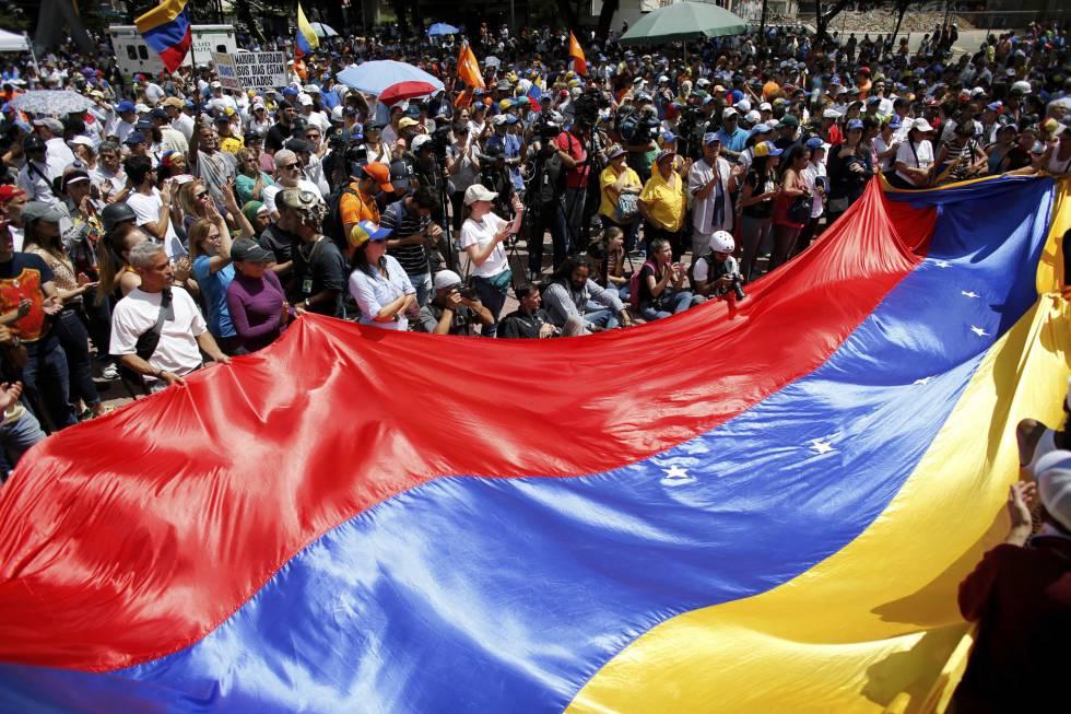 Chavismo pede apoio a toda América Latina frente as ameaças de Trump