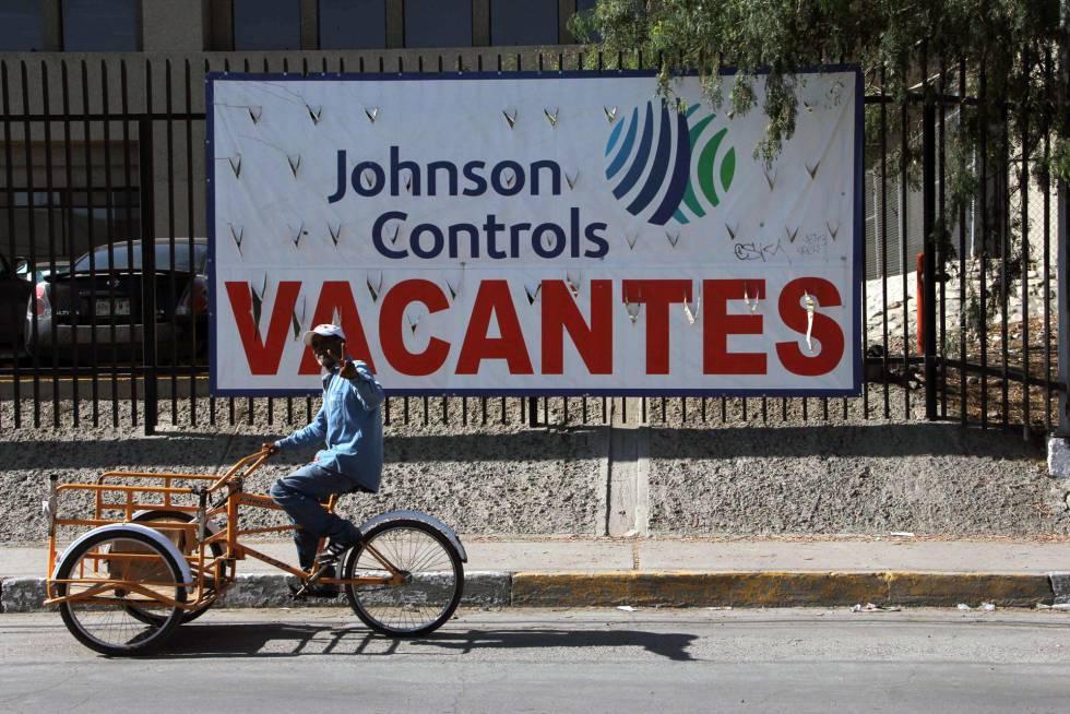 Parque industrial de Ciudad Juarez, el pasado 11 de agosto, símbolo de los efectos del TLC en la economía mexicana.