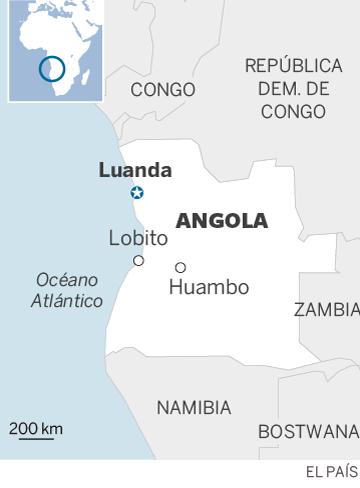 Angola se prepara para a saída de presidente Dos Santos depois de quase quatro décadas