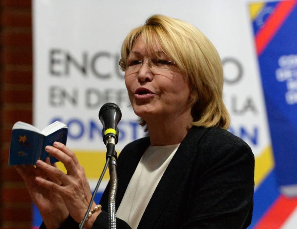 La fiscal venezolana Luisa Ortega permaneció cuatro días en territorio colombiano.