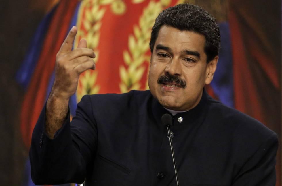 Maduro pedirá a Interpol la captura de la exfiscal de Venezuela