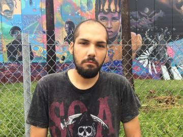 Luis Orozco, 24 años.