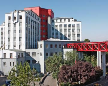 El hospital de Santiago de Chile en el que ha fallecido la menor.