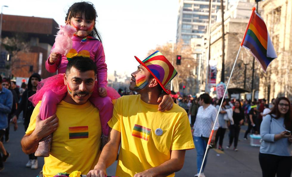 Debate sobre el matrimonio homosexual en chile a favor