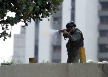 Amnistía acusa a la policía de Maduro de usar violencia sistemática contra los manifestantes