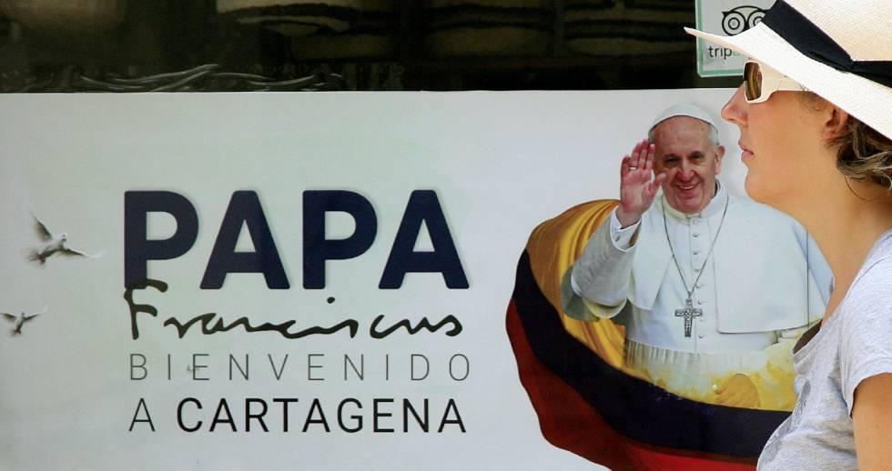 El canal de televisión católico que rechaza la visita del Papa a Colombia