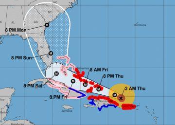 Huracán Irma, últimas noticias en vivo y en directo