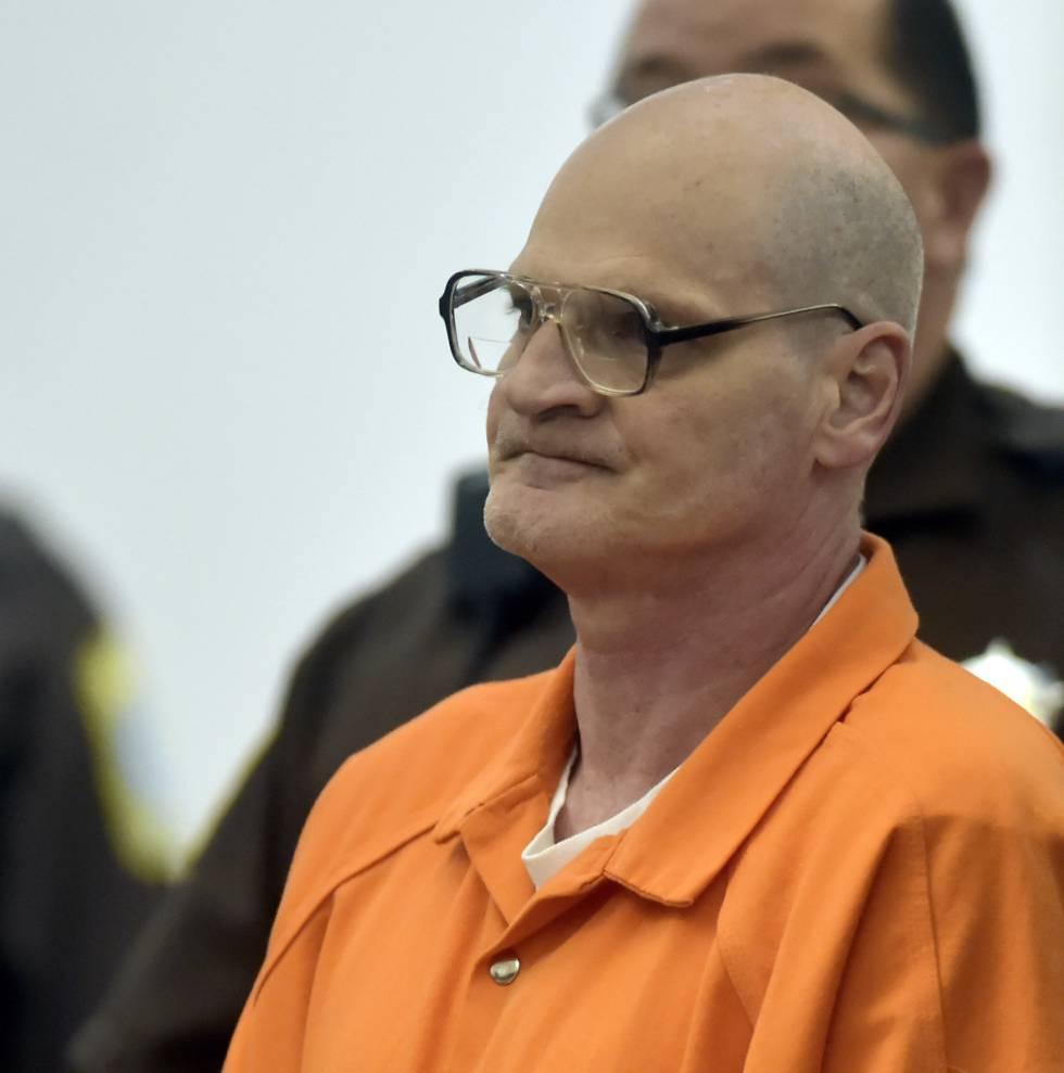 Lloyd Lee Welch Jr., en el juicio de este martes