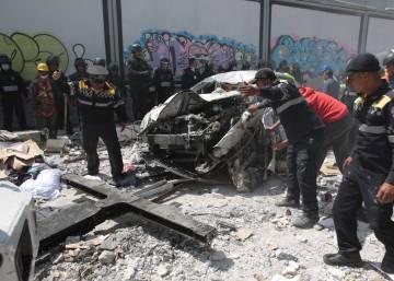 Así te hemos contado el terremoto en México