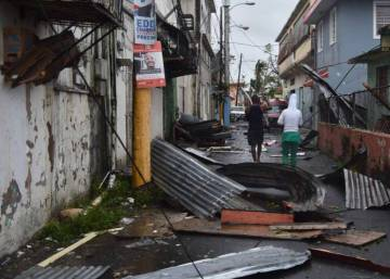 El Huracán María Arruina Miles De Viviendas En Puerto Rico Aún En