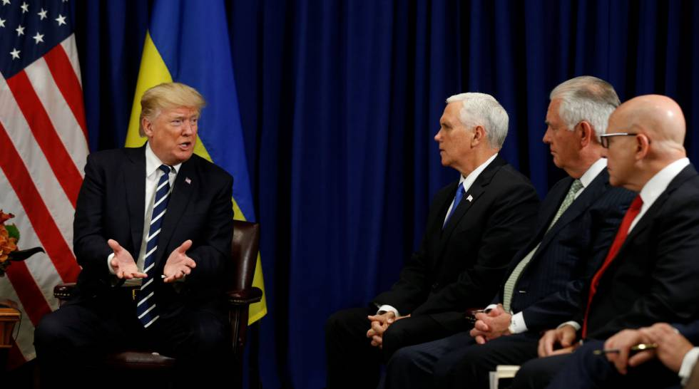 Trump ordena que se estrangule a economia da Coreia do Norte