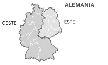 Izquierda y ultraderecha redibujan la frontera este-oeste de Alemania