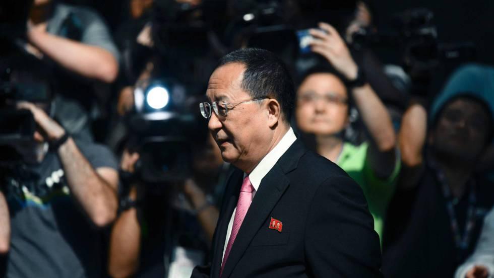 Corea del Norte considera las palabras de Trump una declaración de guerra