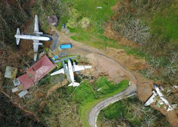 Al menos 15 muertos en Puerto Rico por los efectos del huracán María