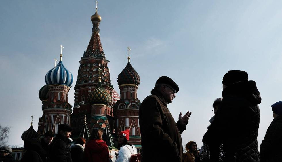 Detenida en Rusia una pareja sospechosa de actos de canibalismo