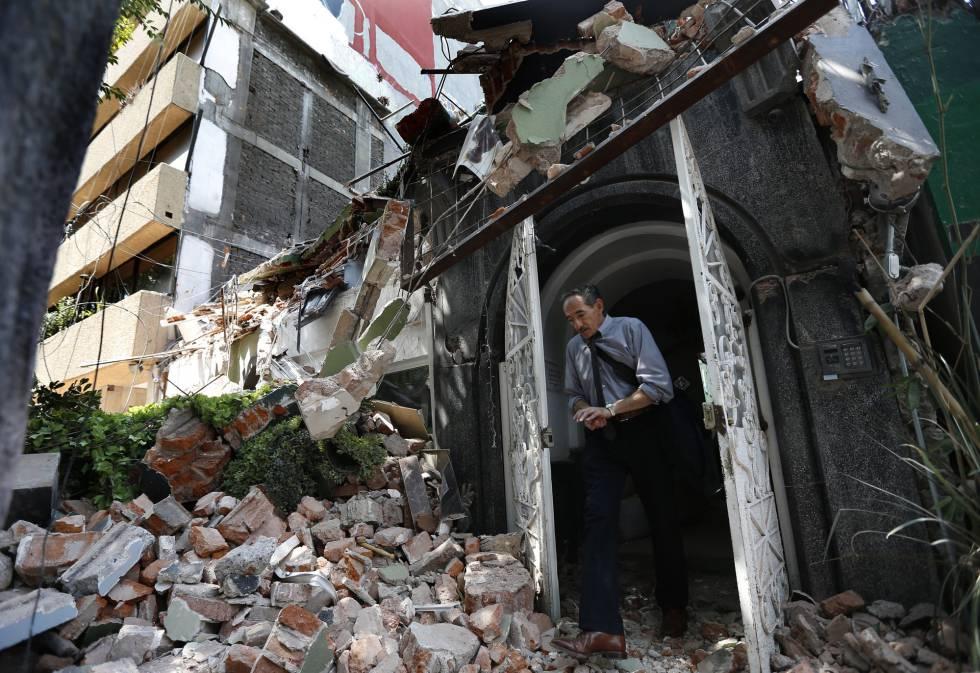 Resultado de imagen para terremoto cdmx