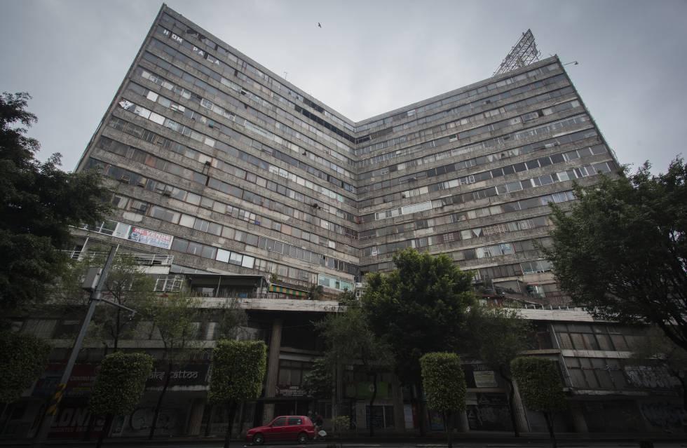 El edificio Canadá, de pie y \'desokupado\' | Internacional | EL PAÍS