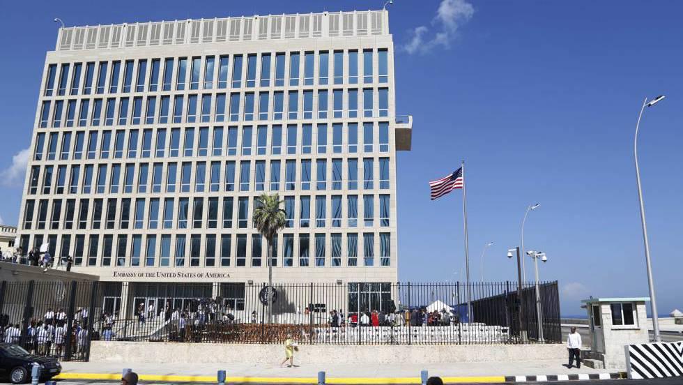 EUA reduzem seu pessoal em Cuba após uma série de ataques misteriosos