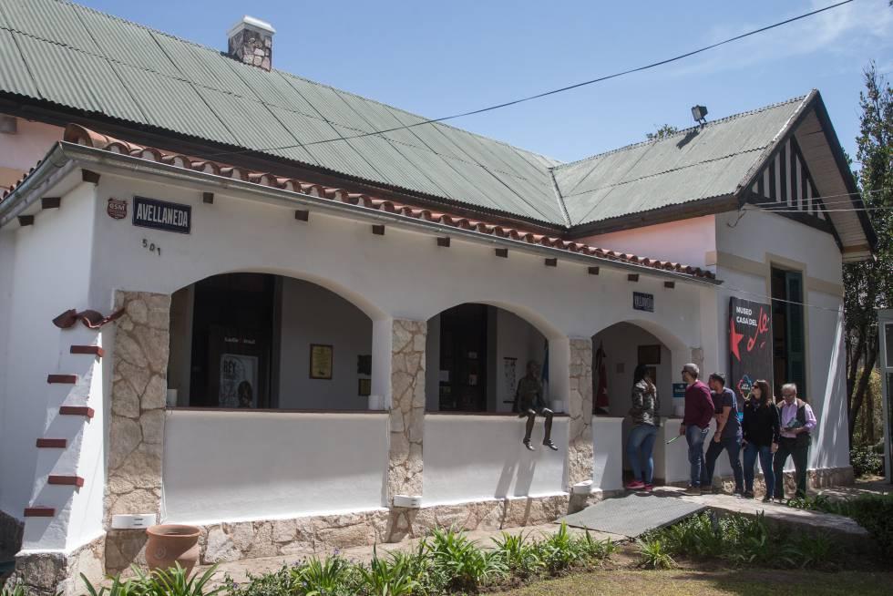 Casa Museo de Ernesto Che Guevara en Alta Gracia, Córdoba.