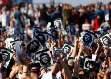 Homenajes por el 50º aniversario de la muerte del 'Che' Guevara