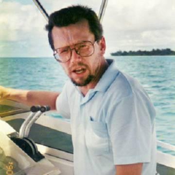 Larry Hillblom, cofundador de DHL, fallecido en 1995 en un accidente de avión.