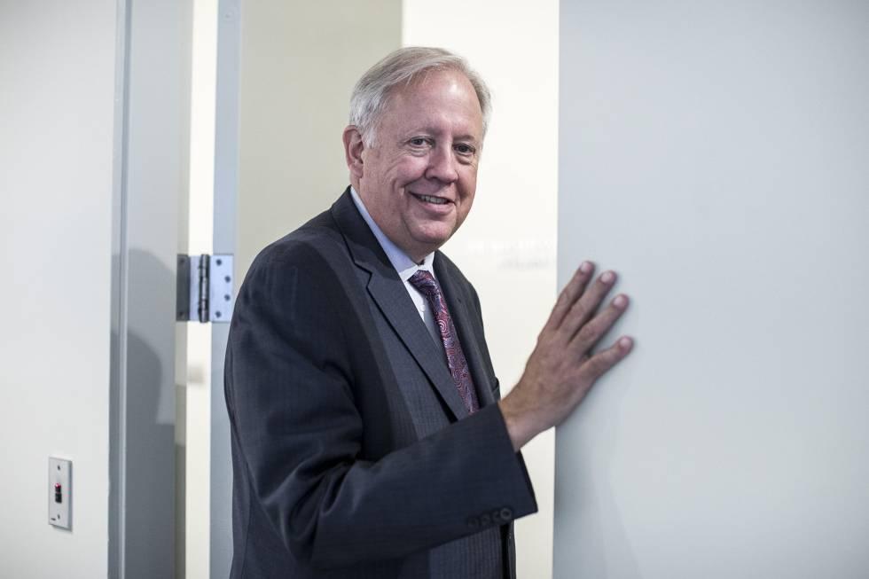 Thomas Shannon, subsecretario de Estado para Asuntos Políticos, en el Foro de Economía Global, celebrado en Nueva York el 11 de octubre.