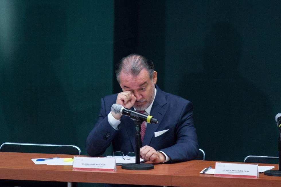 Resultado de imagen para Renuncia el procurador general de México, Raúl Cervantes