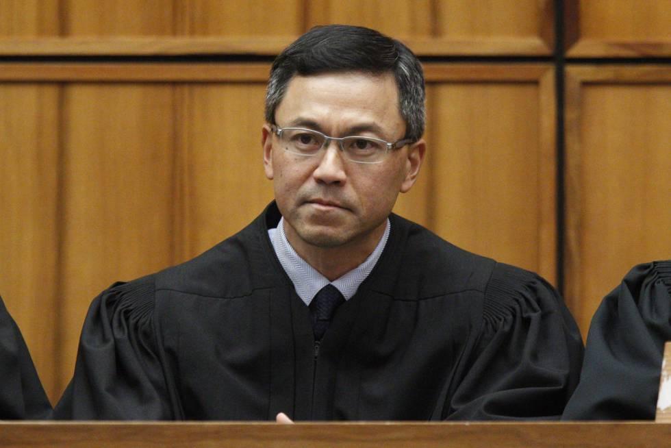 El juez Derrick Watson, en Honolulu.