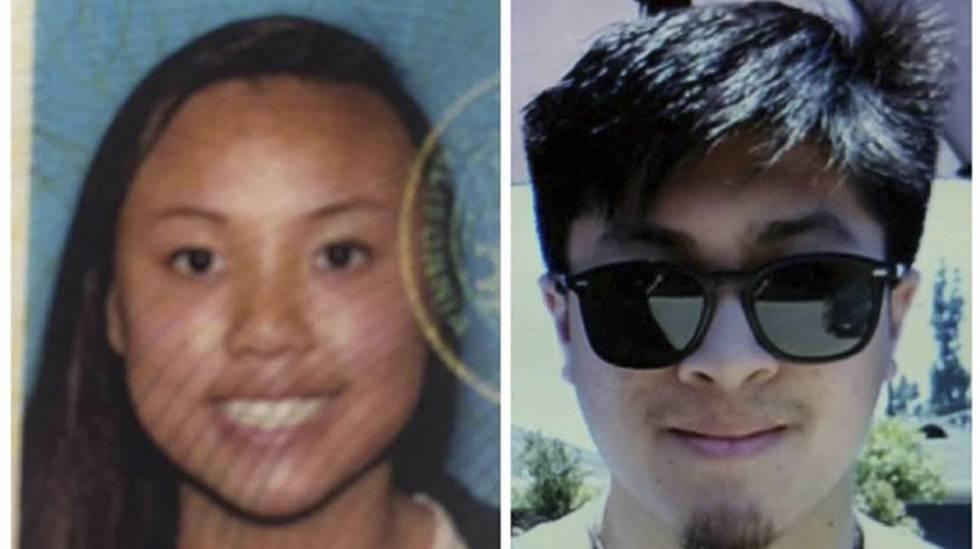 Rachel Nguyen y Joseph Orbeso.