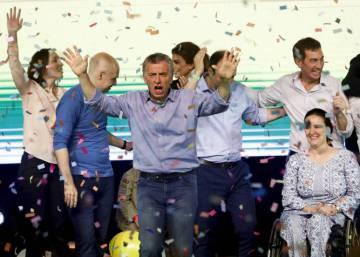 Mauricio Macri logra una victoria aplastante en las Elecciones de Argentina