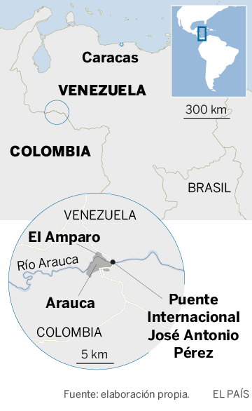 El 'bachaqueo' venezolano se instala en la frontera colombiana