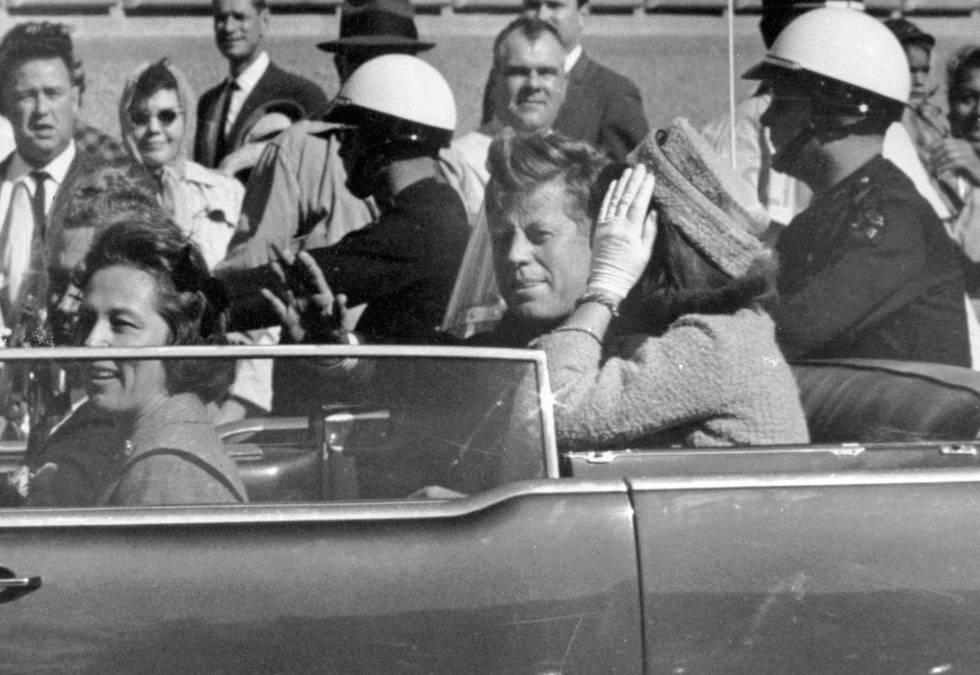 Trump Libera 2 800 Informes Secretos Sobre Kennedy Pero Deja Oculto El Núcleo Más Sensible Estados Unidos El País
