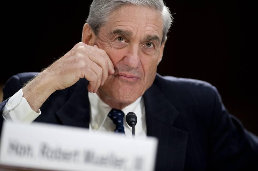 El fiscal especial, Robert Mueller, en 2013 cuando aún era director del FBI.