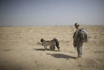 Imagen de la muestra Afganistán, 2010