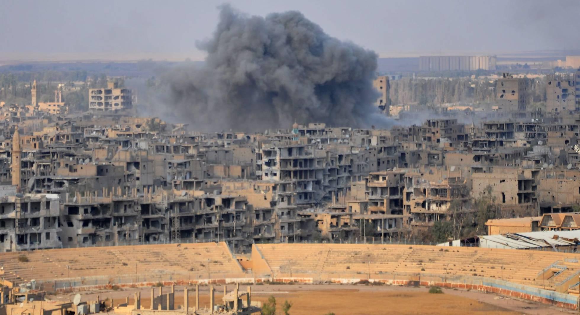 Exército sírio expulsa o Daesh (Estado Islâmico) de seu último grande bastião