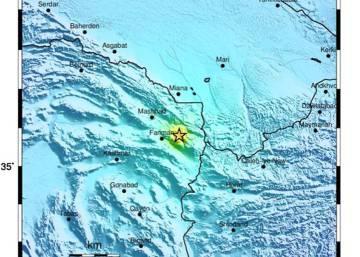 Dos muertos en un terremoto de magnitud 6,1 en el noreste de Irán