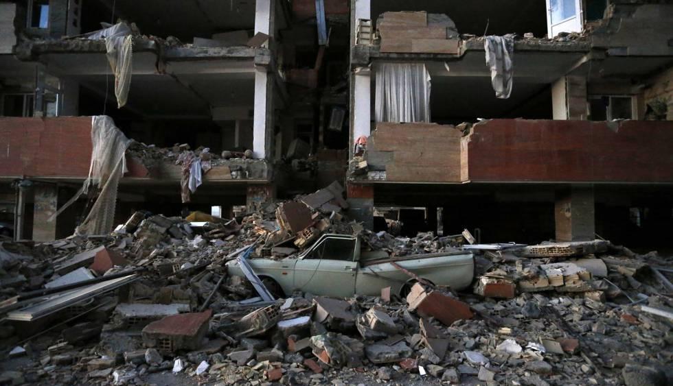 Resultado de imagen de terremoto irak